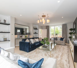 Woodside Square - Four Bedroom Show Home